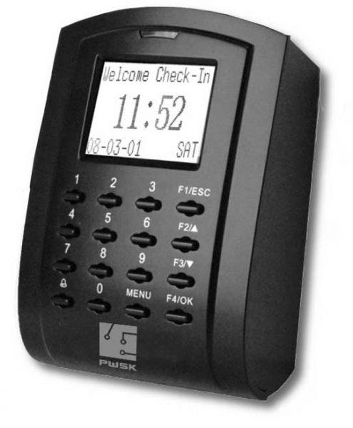 Rejestrator Czasu Pracy RCP - rejestracja i kontrola czasu pracy