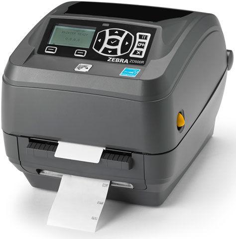 zebra 500r - drukarka rfid