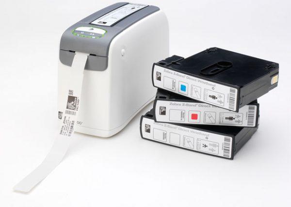 Zebra HC100 drukarka opasek